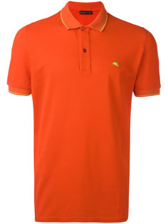 classic polo shirt  Etro