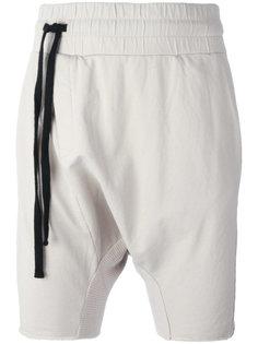 шорты с заниженной шаговой линией   Thom Krom