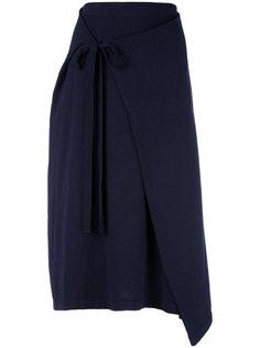 юбка с запахом на завязках Joseph