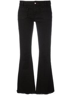 укороченные джинсы буткат The Seafarer
