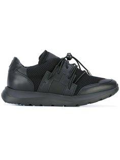 кроссовки с эластичными шнурками Marcelo Burlon County Of Milan