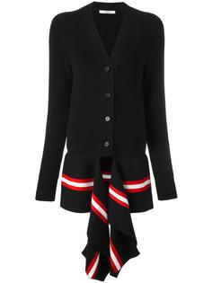 кардиган с широкими завязками Givenchy