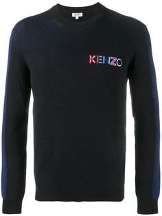 свитер с логотипом  Kenzo