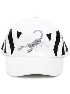 кепка Othelo Scorpion Off-White