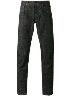 джинсы прямого кроя   Rick Owens DRKSHDW