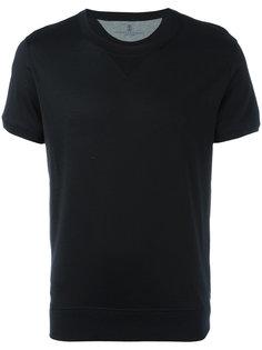 базовая футболка Brunello Cucinelli
