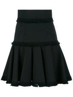 юбка с кисточками  Dolce & Gabbana