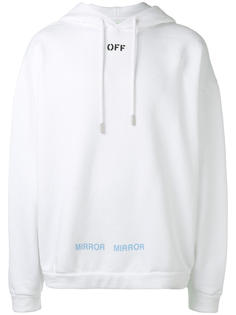 толстовка Care Off  Off-White