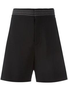 шорты с контрастными полосами Chloé