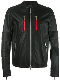 куртка с воротником на кнопке Marcelo Burlon County Of Milan