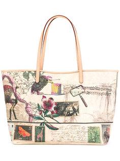 сумка-тоут с принтом Etro