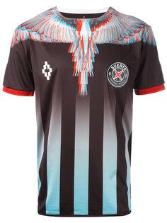 футболка с принтом и эффектом 3D Marcelo Burlon County Of Milan