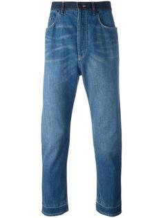 выбеленные джинсы кроя слим Lanvin
