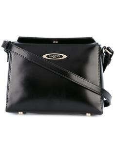квадратная сумка на плечо Lanvin