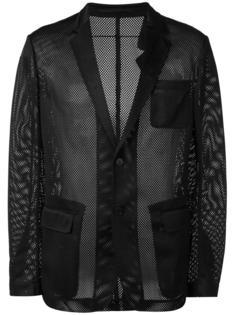 сетчатый блейзер Givenchy