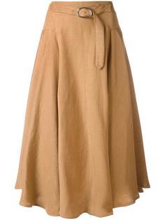 юбка с пряжкой Sportmax