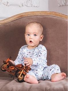 Комбинезоны нательные для малышей UMKA