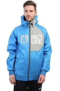 Куртка Picture Organic Softshell Together 2 Blue