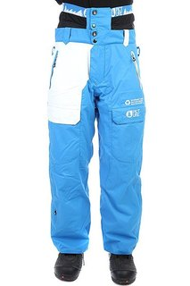 Штаны сноубордические Picture Organic Pant Profile Blue