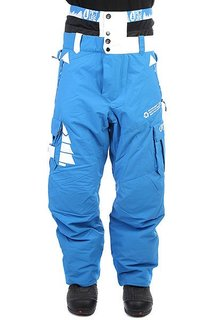 Штаны сноубордические Picture Organic Pant Respect Blue