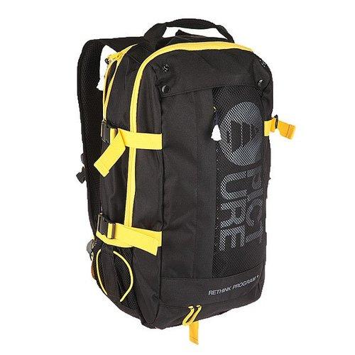 Рюкзак туристический Picture Organic Hookey Backpack Black