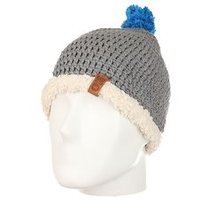 Шапка Picture Organic Snowball Beanies Grey