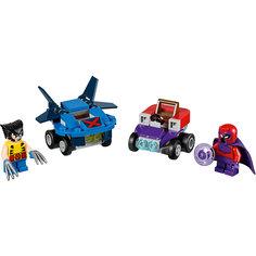 LEGO Super Heroes 76073: Mighty Micros: Росомаха против Магнето