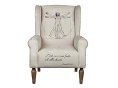 "Кресло ""Vitruvian Man"" Icon Designe"
