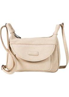 Дамская сумка на ремне через плечо (черный) Bonprix
