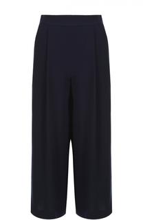Укороченные широкие брюки с защипами Diane Von Furstenberg
