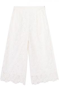 Кружевные кюлоты с карманами Diane Von Furstenberg