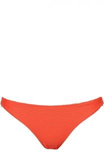 Плавки-бикини с фактурной отделкой Heidi Klein