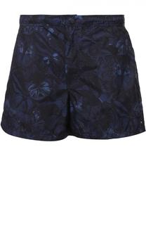 Плавки-шорты с принтом Camubutterfly и карманами Valentino
