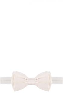 Шелковый галстук-бабочка BOSS