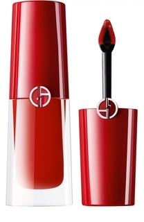 Стойкий матовый блеск для губ Lip Magnet, оттенок 400 Giorgio Armani
