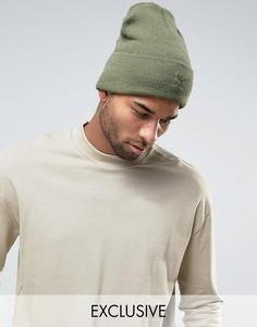 Зеленая шапка-бини Puma Archive No 1 эксклюзивно для ASOS 02142804 - Зеленый