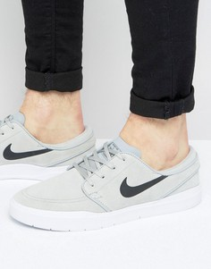 Серые кроссовки Nike SB Stefan Janoski Hyperfeel 844443-003 - Серый