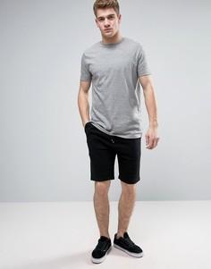 Набор из длинной футболки и трикотажных шортов скинни ASOS - СКИДКА - Мульти