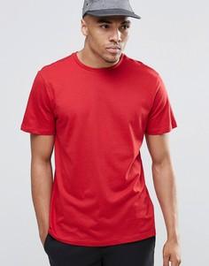 Футболка с круглым вырезом New Look - Красный