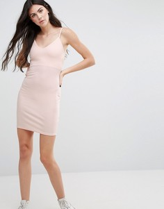 Платье на тонких бретельках Daisy Street - Розовый