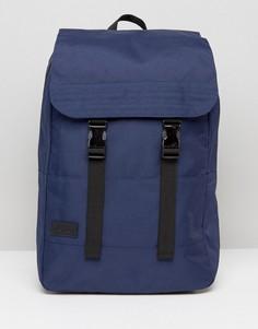 Парусиновый рюкзак-шоппер Dead Vintage - Темно-синий