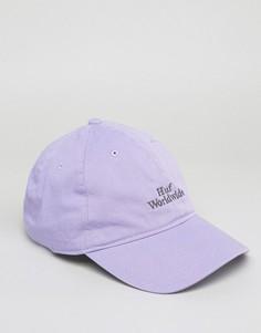 Кепка с логотипом HUF - Фиолетовый