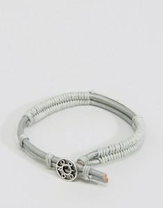 Серый браслет Icon Brand - Серый