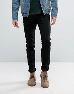 Черные джинсы скинни Levis 510 Nightshine - Черный Levis®