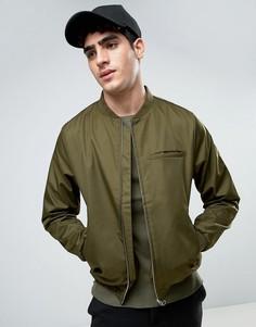 Куртка-пилот Bellfield - Зеленый