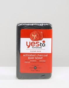 Мыло с активированным углем Yes To Tomatoes, 195 г - Бесцветный