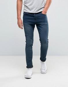 Зауженные джинсы Brave Soul - Черный