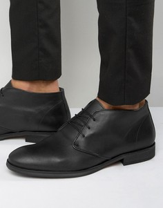 Ботинки с пряжкой Selected Homme Bolton - Черный