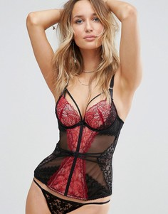 Корсет Ann Summers Valentines Love Passion - Красный