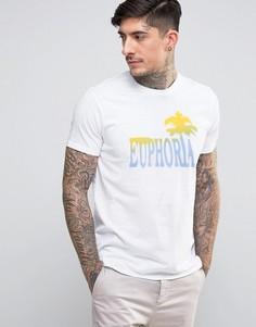 Футболка Edwin Euphoria - Белый
